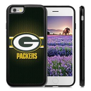 Accessories - Green Bay Packers iPhone X 7 8 6S 6 plus 5S case